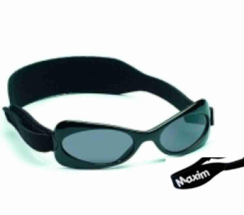 Otroška sončna očala RKS Black Frame (2-5let)