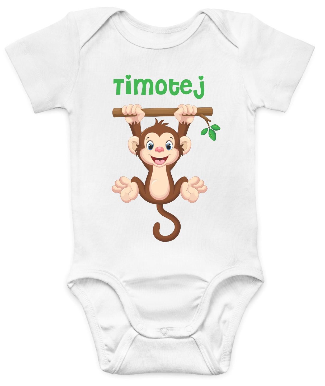 Otroški body opica