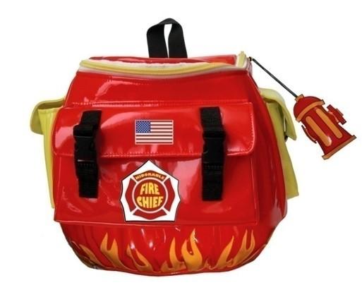 Otroški nahrbtnik kidorable gasilec