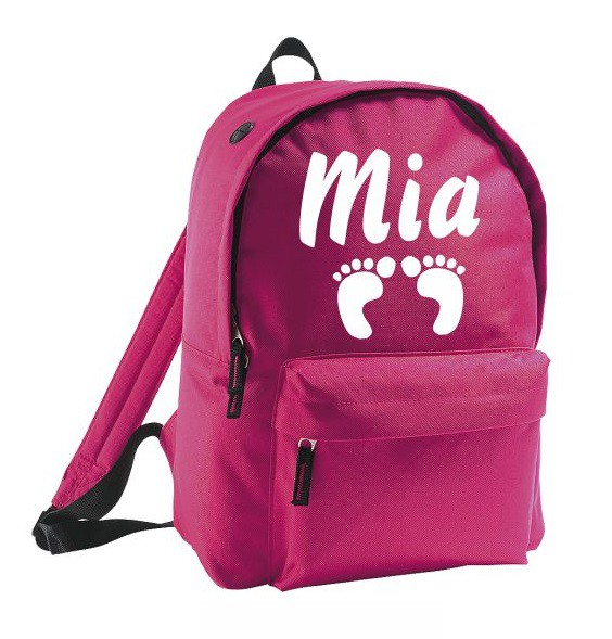 Otroški nahrbtniki za vrtec ali šolo - roza