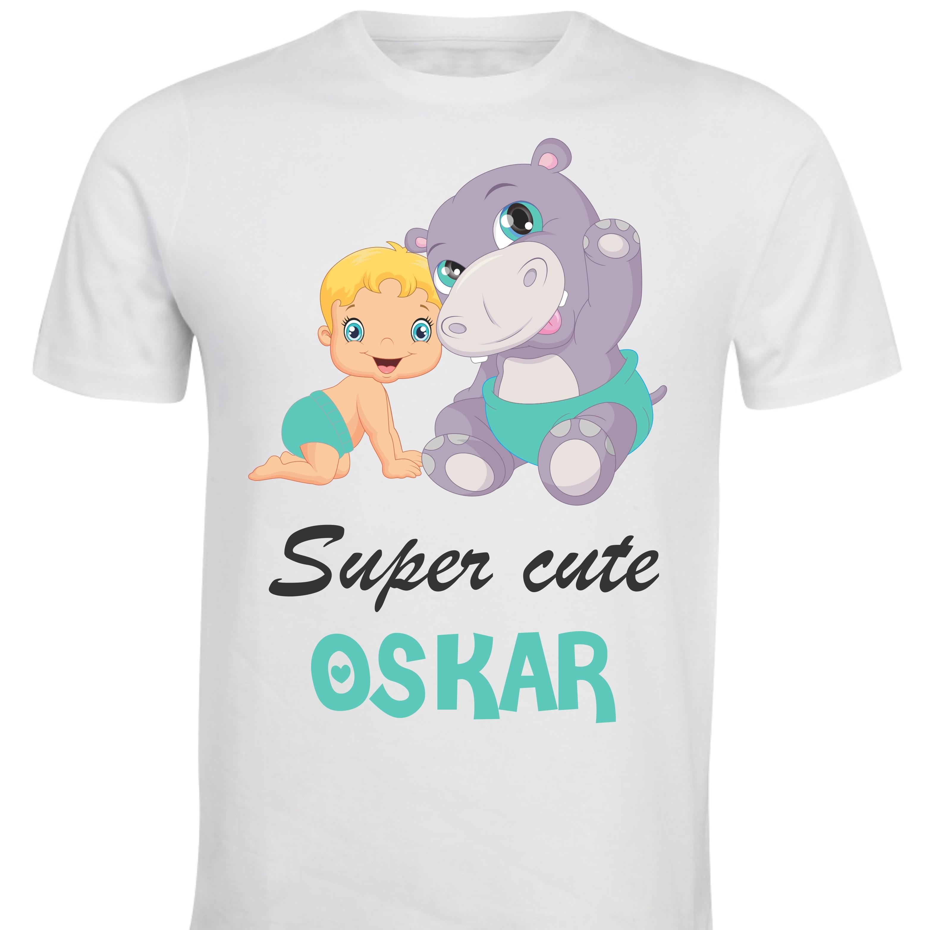 Otroška majica - super cute