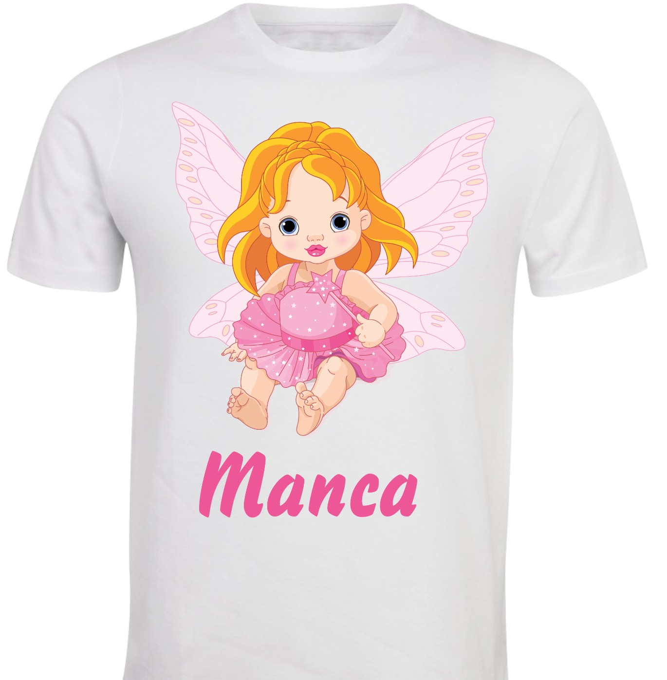 Otroška majica - vila 3