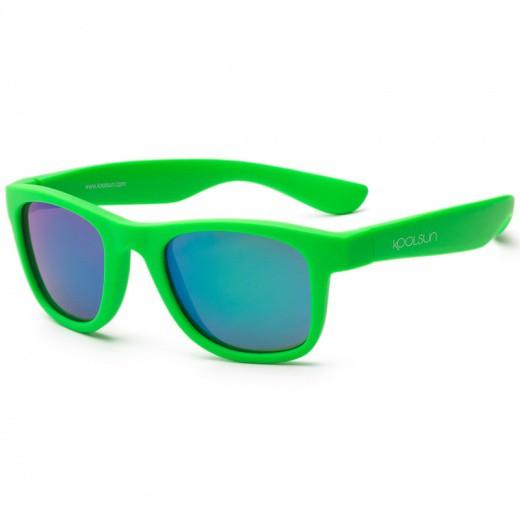 Otroška sončna očala KS surf neon green 3-10 let