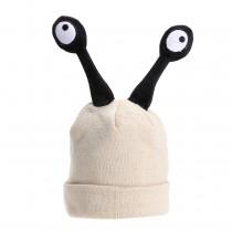 Otroška kapa tipalke bež