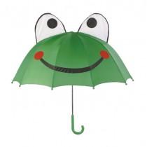 Otroški dežnik žabica