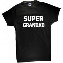 Majica za  dedka - Super grandad