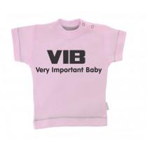 Zabavna otroška majica - very important baby
