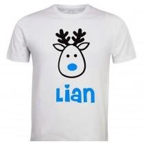 Otroška majica - jelenček