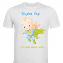 Otroška majica - superman