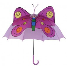 Otroški dežnik metulj