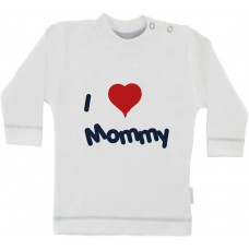 Personalizirana otroška majica z dolgimi rokavi