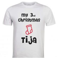 Otroška majica - moj božič