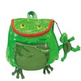 Otroški nahrbtnik kidorable Žabica