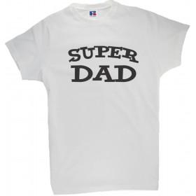 Majica za očete - Super dad