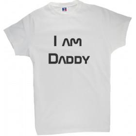 Majica za očete - I am Daddy