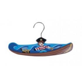 Otroški obešalnik pirat