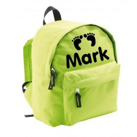 Otroški nahrbtniki-zelena (green)