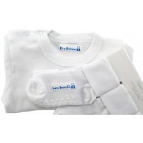 Otroške termične nalepke za oblačila z imenom vašega otroka - 30 kom