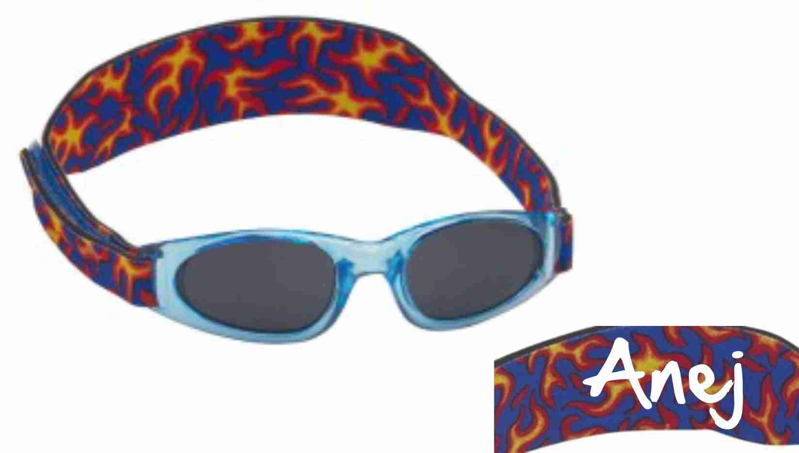 Sunglasses RKS Blue Flame (2-5 years)