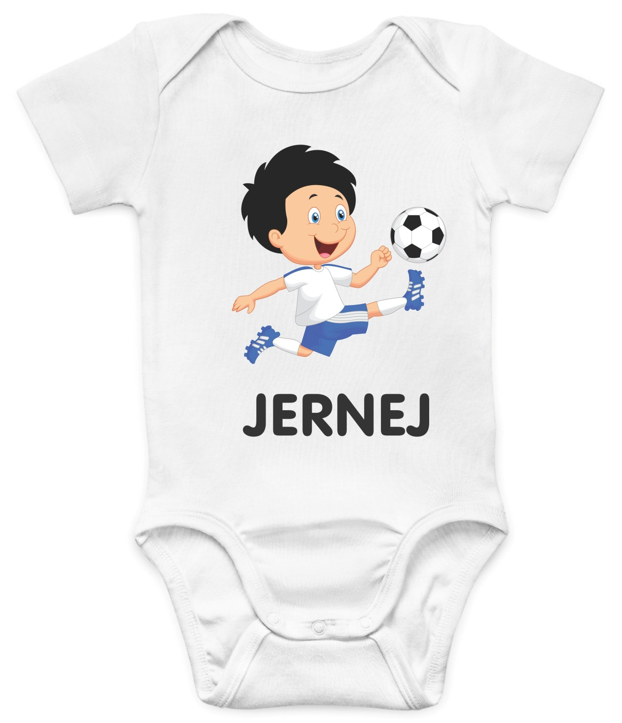 Otroški body nogometaš1