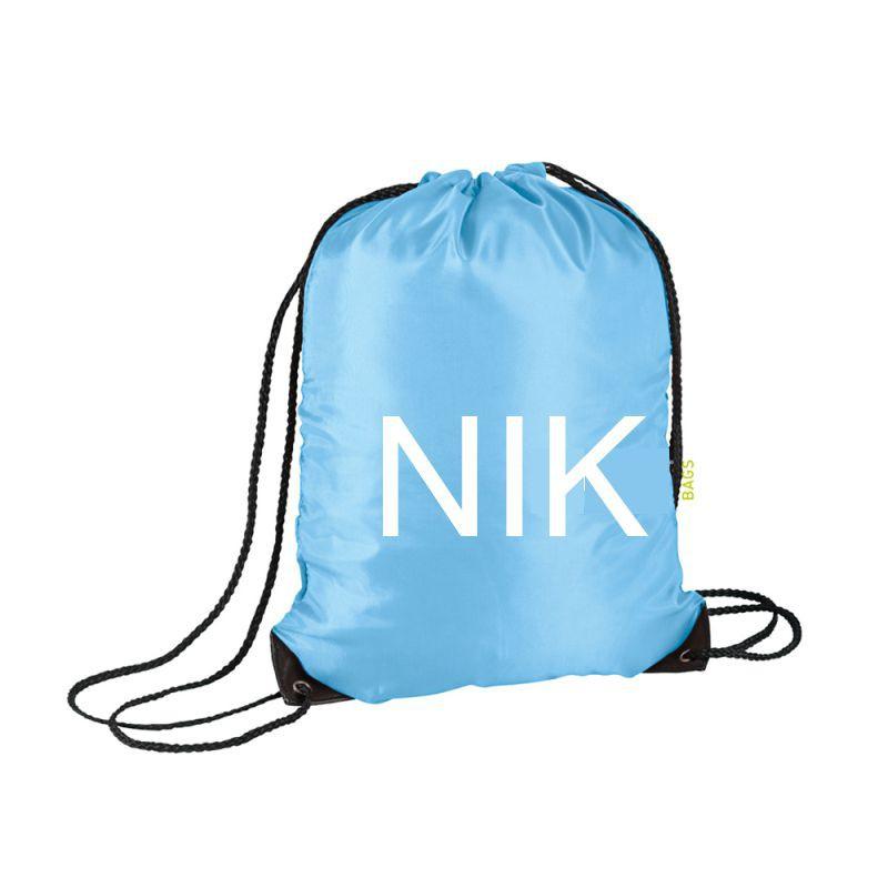 Sport bag light blue