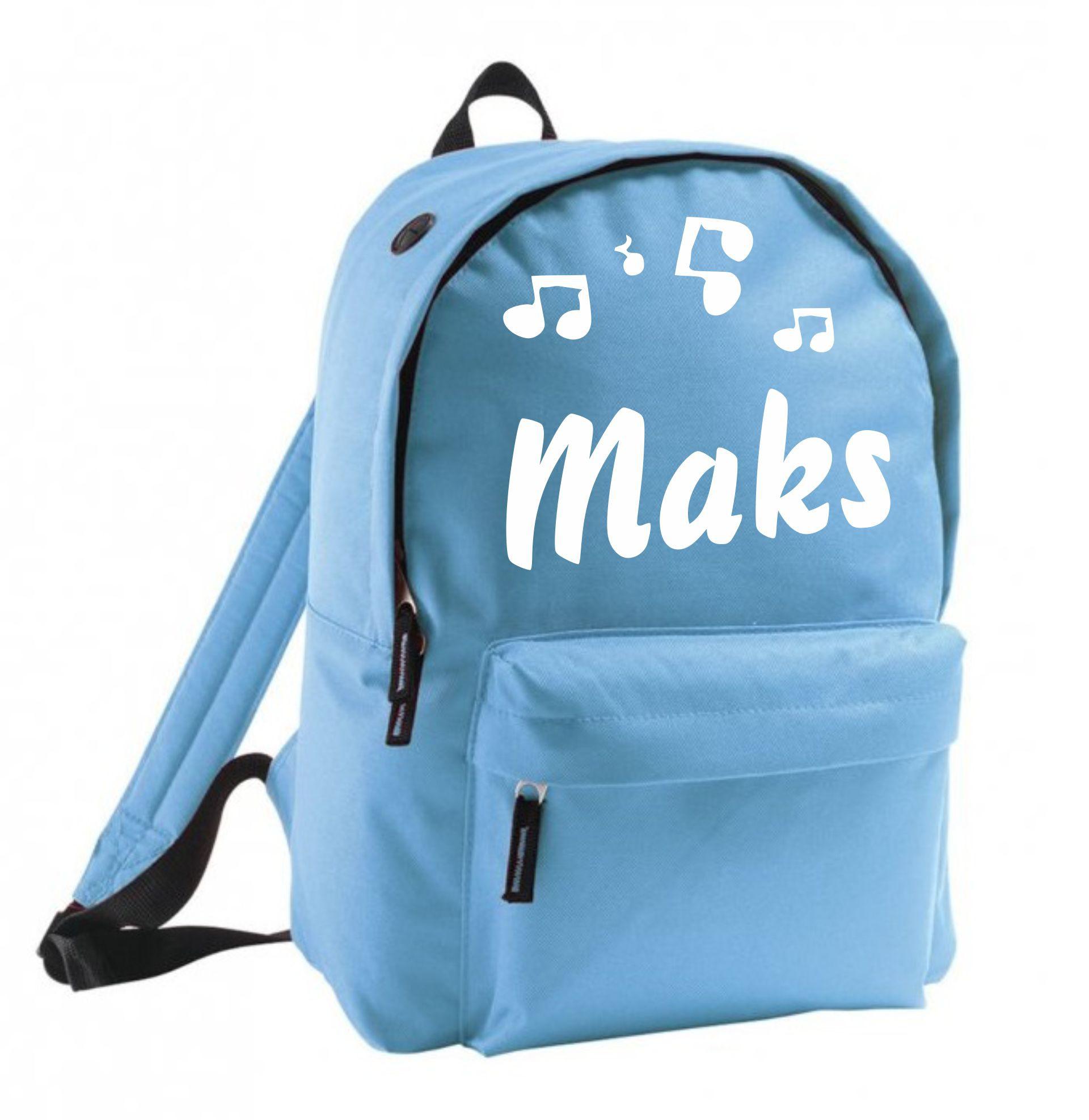 Kids backpack -LightBlue