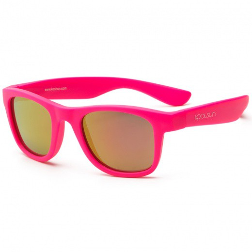 Sunglasses RKS surf neon pink 3-10 years