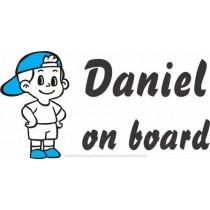 car_sticker_boy_on_board