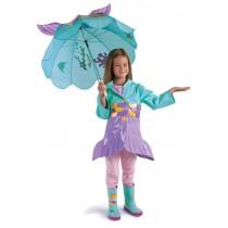 Kids rain coat Mermaid