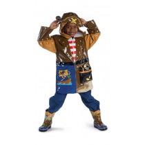 Kids rain coat - Kidorable Pirate