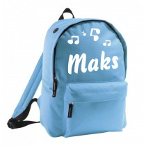 Kids backpack -LightBlue