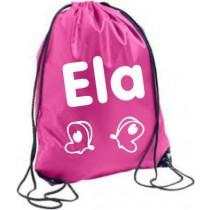 Sport bag - pink