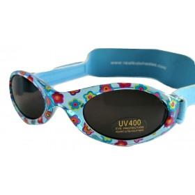 Sunglasses for baby RKS azur flowers 0-24
