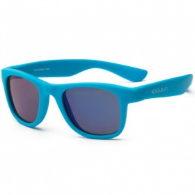 Sunglasses KS surf neon blue 1-5 years
