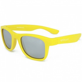 Sunglasses KS surf neon yellow 1-5 years