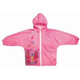 Kids rain coat - KIDID - Butterfly