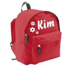 Kids backpack -red