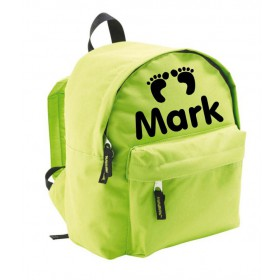 Kids backpack - green
