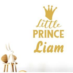 Wall sticker - little prince