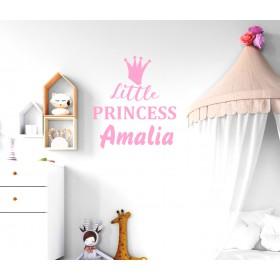 Wall sticker - little princess