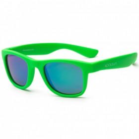 Sunglasses KS surf neon green 3-10  years