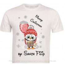 Otroška majica -merry christmas