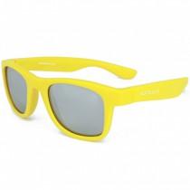 Otroška sončna očala KS surf neon yellow 3-10 let
