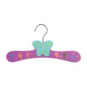 Otroški obešalnik metulj