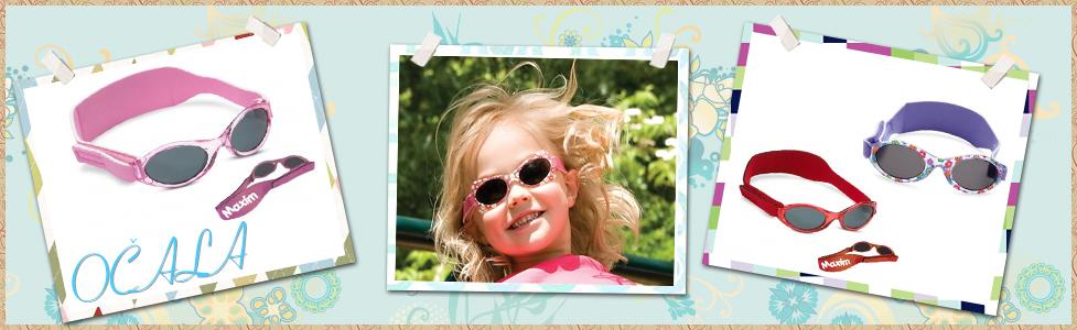 otroška očala z napisi