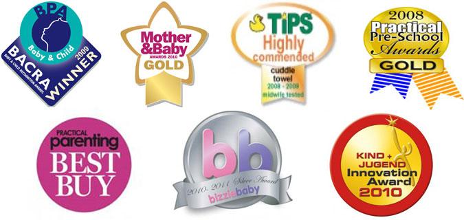 Brisača je prejela 7 nagrad