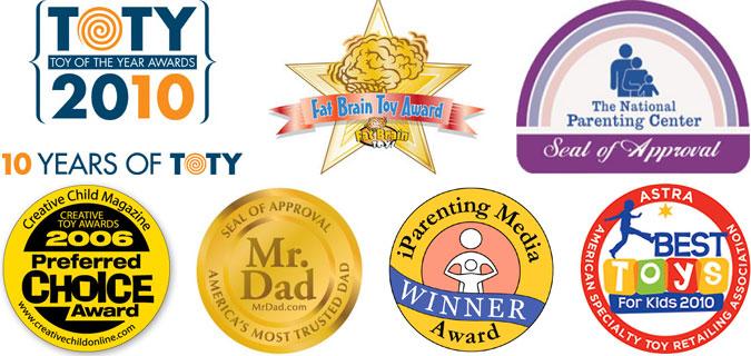 Mednarodne nagrade