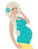 nosečnica